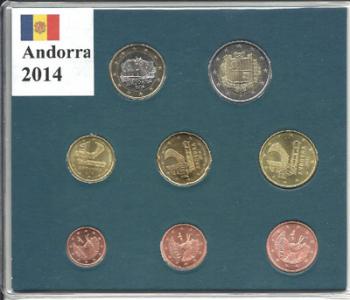 Serie Andorra 2014