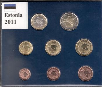 Serie Estonia 2011
