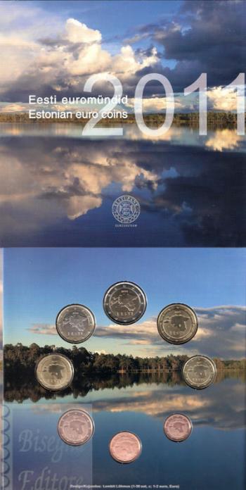 Divisionale Estonia 2011