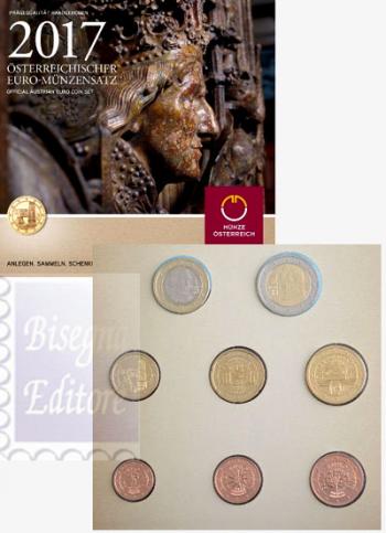 Divisionale Austria 2017 - 500° Ann. tomba Federico III
