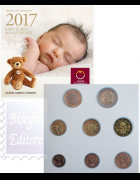 DIVISIONALE AUSTRIA 2017 - COIN BABY SET