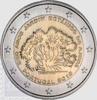 2 EURO PORTOGALLO 2018 - GIARDINO BOTANICO AJUDA