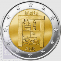 2 EURO MALTA 2018 - NATURA E AMBIENTE