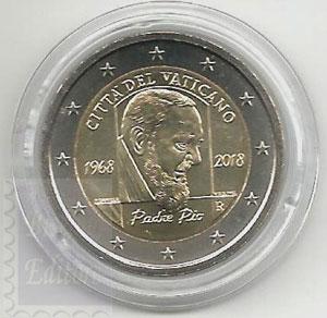 Monete Euro Monete Euro Vaticano Kms Vatikan Euro Münzen