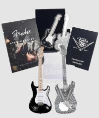 2 $  Salomon Island 2021 ( 1 Oncia Ag.999/1000 PROOF) -  Music Legends : la Fender Stratocaster