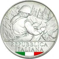 5 euro Italia 2021 - Centenario del Milite Ignoto 1921-2021