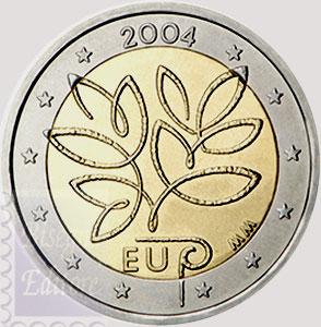 Monete Euro 2 Euro Commemorativi 2004