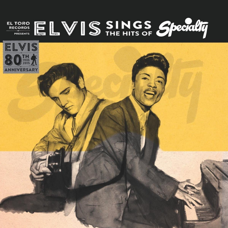 ELVIS SINGS HITS- VINILE COLORATO SINGOLO EP