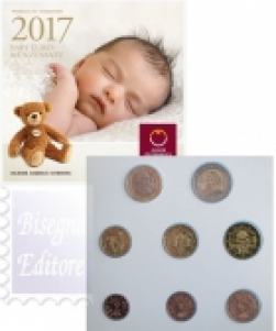 2017 - Divisionale Austria 2017 - Coin Baby set